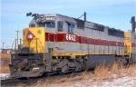 CR SD45-2 6662