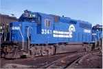 CR GP40-2 3341