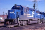 CR GP40-2 3307