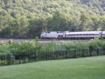 AMTK 133 through Horseshoe Curve
