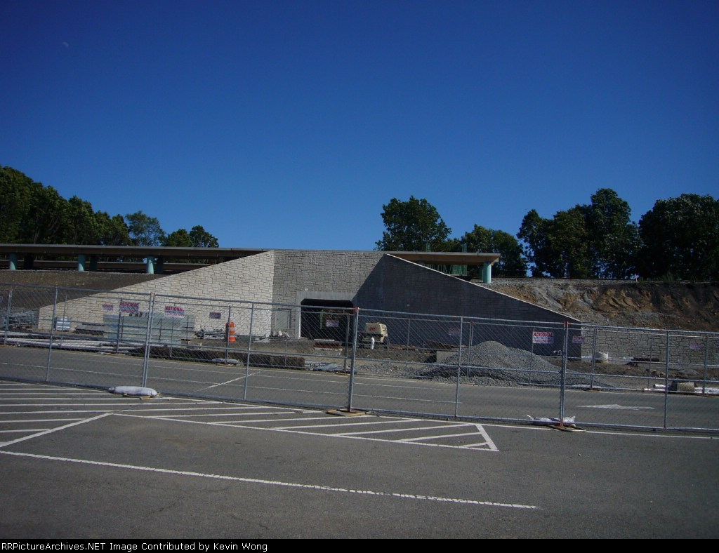 New Mount Arlington park/ride station