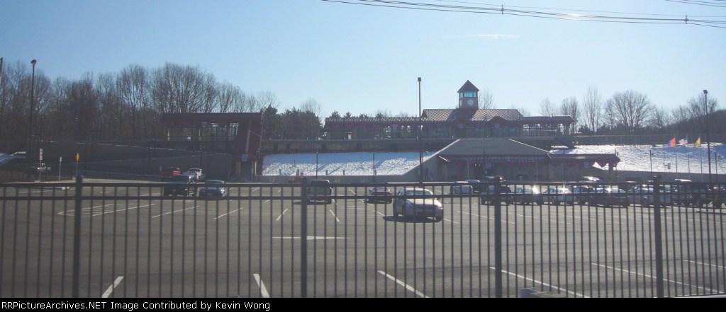NJT Mount Arlington station