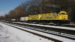 Metro North East Side Access Project Freight Train