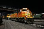 24/7 Service hours at the BNSF shop