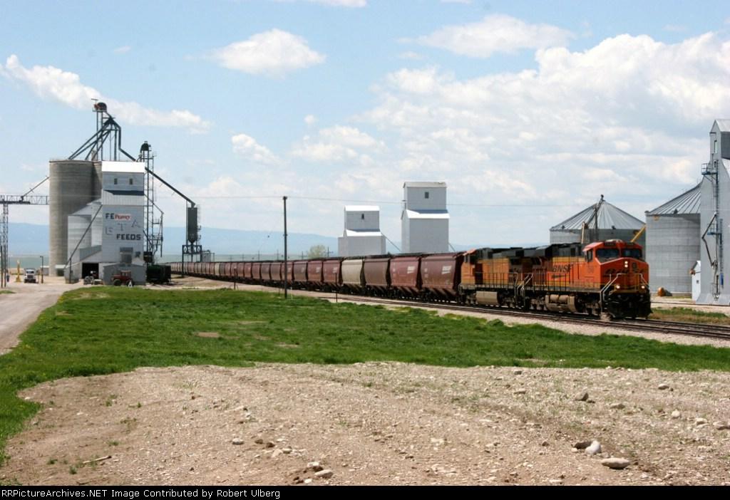BNSF 7549 BNSF 5233