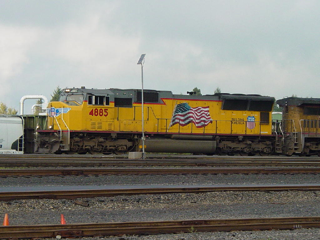 UP 4485