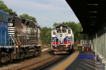 Norfolk Southern meets Metro North