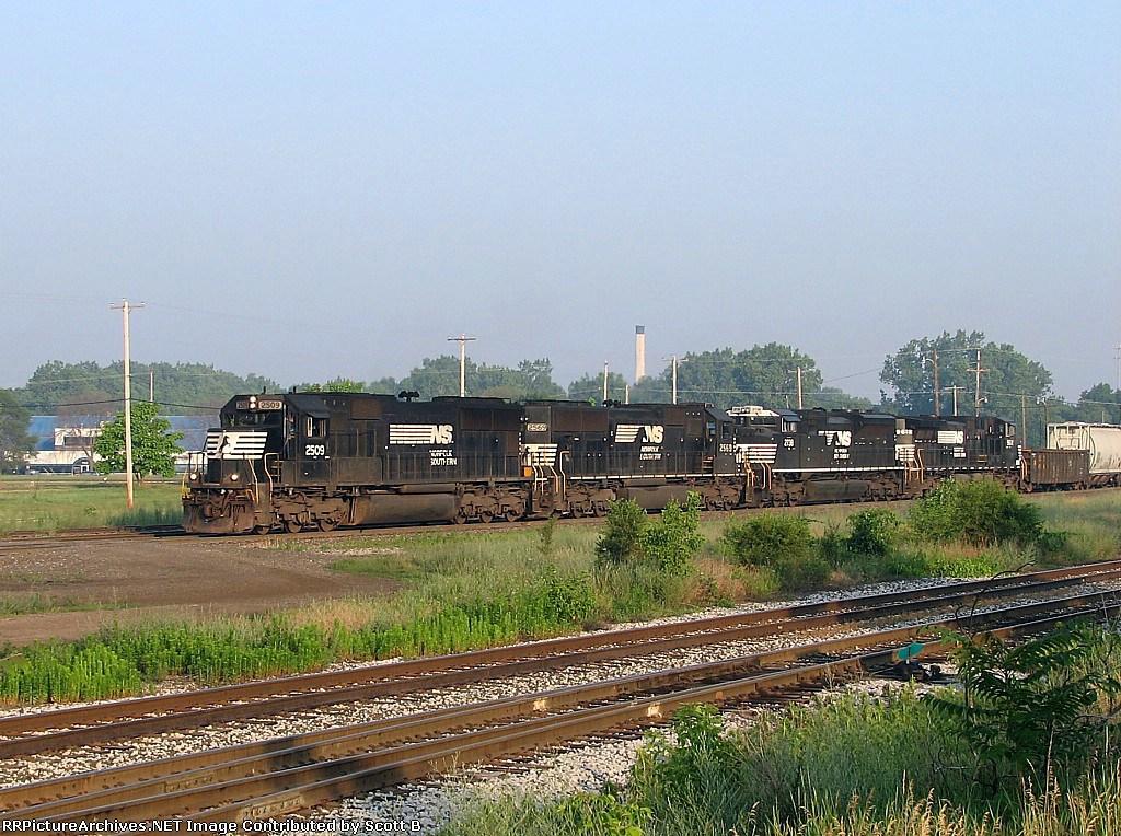 NS 2509 38J
