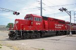 Wednesday G64 starts the pull back north to Portage