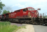 CP 9585 follows 5964 across CV