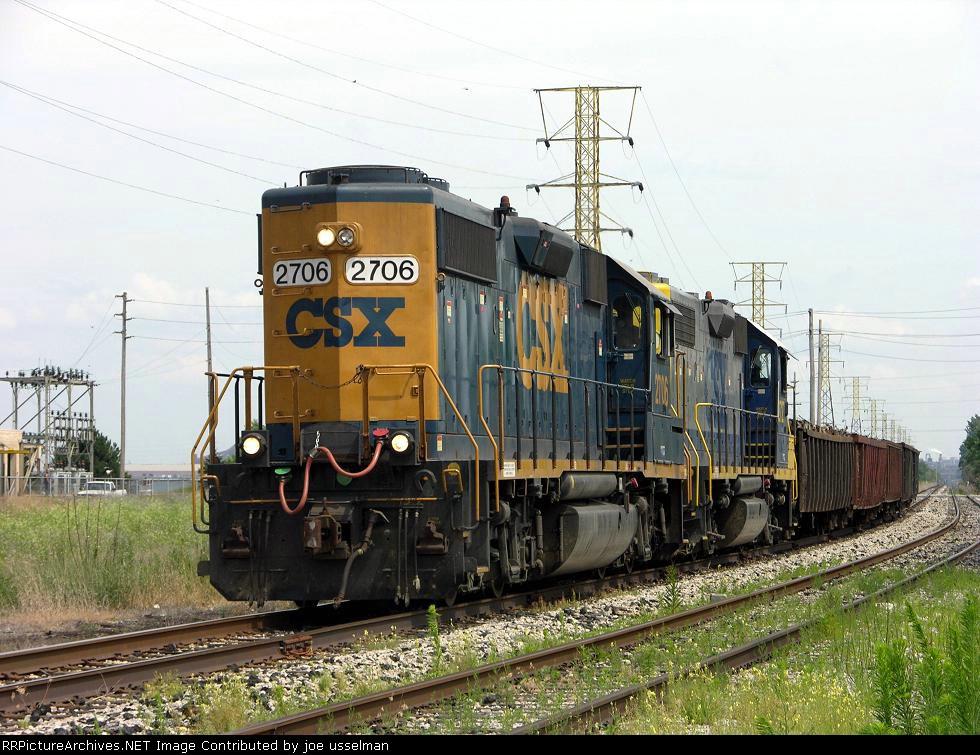 CSX 2706
