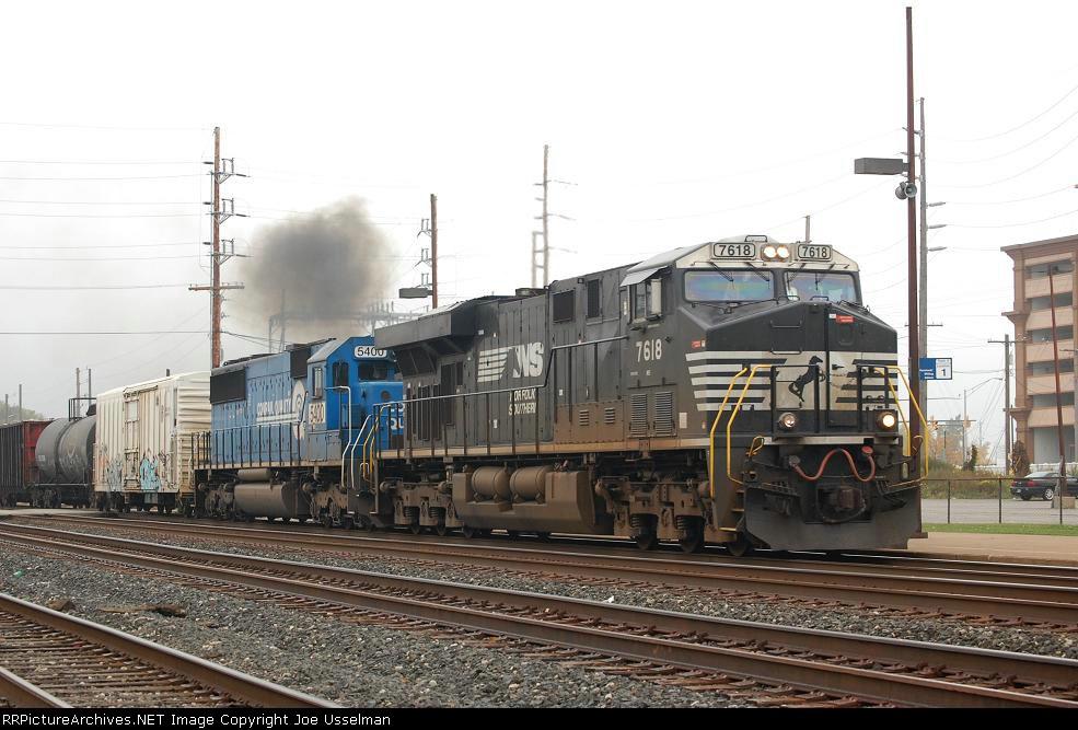 NS 7618