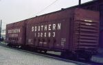 Southern converted boxcars