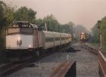NJT 4123 & CSXT 8451