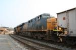 Trailing Engine on U634