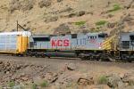 KCS SD70ACe 4000