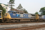 Front of CSX 7658