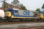 Front of CSX 5863