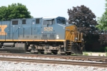 Close up of CSX 5252