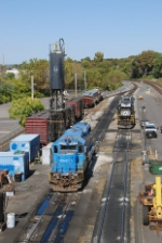 Conrail, NS, CSX, and NYS&W
