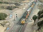 BNSF WB Freight