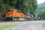 NS EB coal train