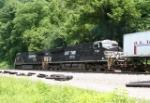 NS 217 trailer train