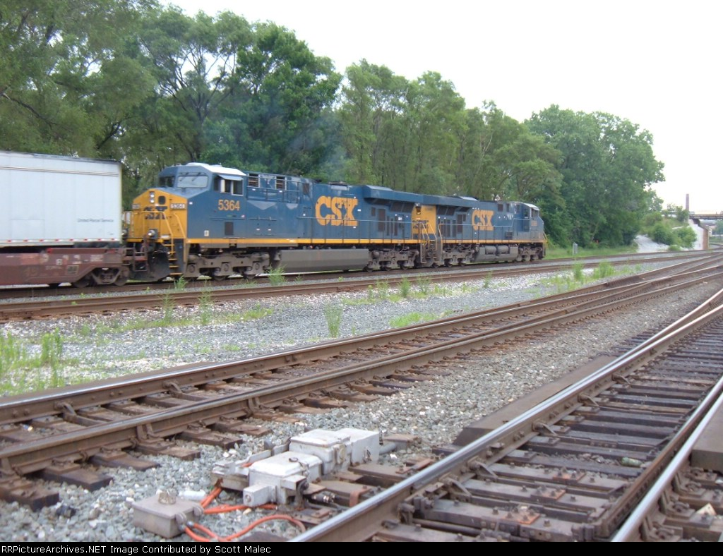 CSX 5386 & 5364