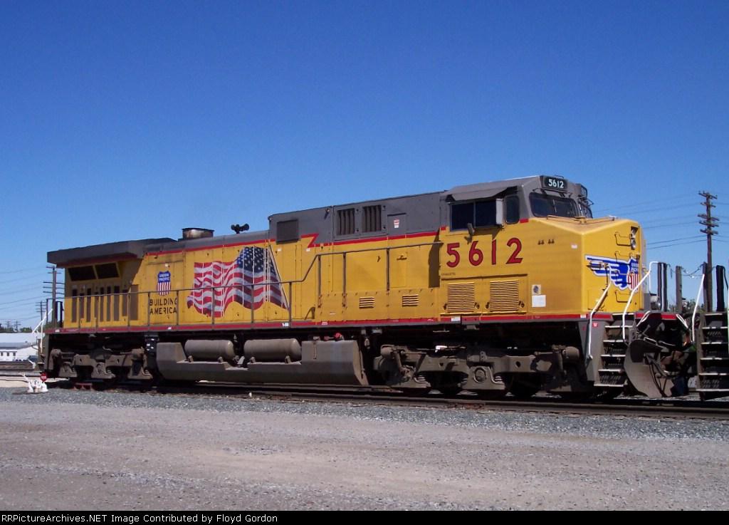 UP 5612