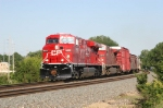 CP 8857 in the curve