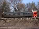 CN`s Rail Diesel Car
