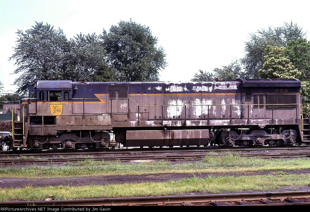 DH U30C 756