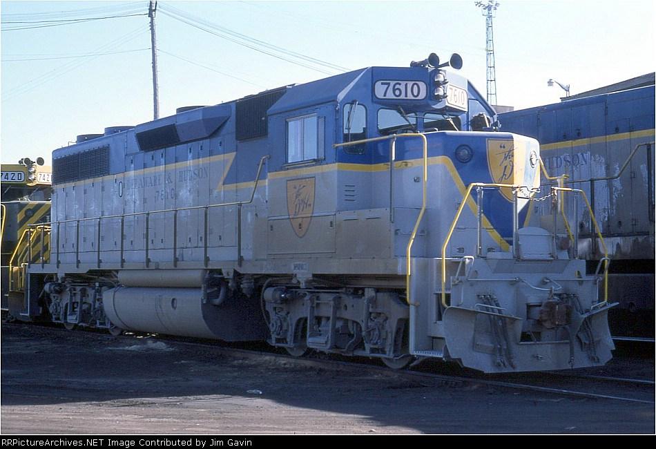 DH GP39-2 7610