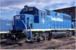 B&M GP40-2