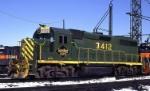 DH GP39-2 7412