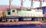 D&H GP39-2 7409