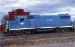 B&M GP38-2 207