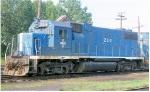 BM GP38-2 204