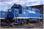 B&M GP40-2 310