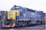D&H GP39-2 7402