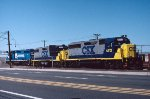 CSX and CR power