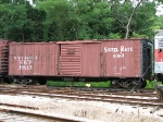 Wooden Boxcar NKP 18013