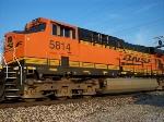 BNSF 5814