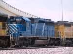 CEFX 3169 #2 power in a WB manifest at 1:07pm