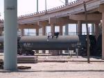NATX 33144 in an EB manifest (MTUHN -Tucson to Herrington, KS) at 1:27pm
