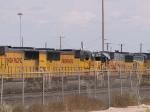 UP 3980 #2 power in MEWTU (Englewood, TX - Tucson, AZ) at 4:14pm