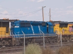 CEFX 3169 #2 in  the light power from MEPHN (El Paso to Herrington, KS) at 4:15pm