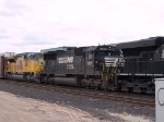 NS 2509 #3 power in an EB doublestack at 1:40pm