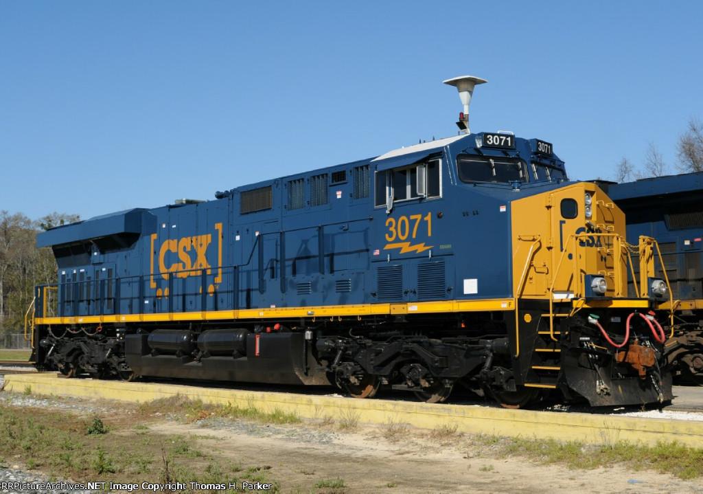 CSX 3071