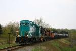 Test Train EMDX 7102,OCR 1842,1846 @ Corktown Road Ottawa Ontario